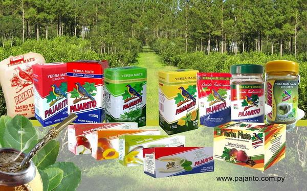 Produkty Pajarito